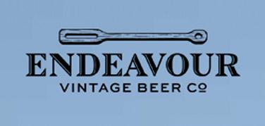 endeavour vintage beer logo