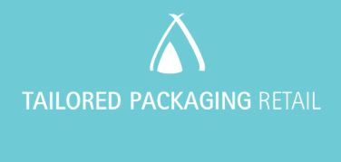 tailored packaging retail logo