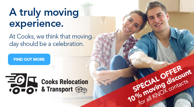 special offer 10% moving discount