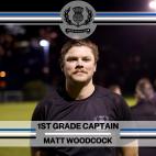 1st Grade Captain - Matt Woodcock -