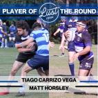 Round 5 - Player of The Round -