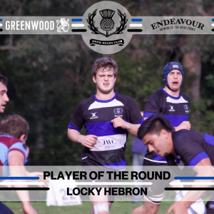 Round 2 - Players of the Round -