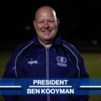 2021 President - Ben Kooyman -