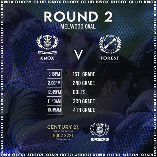 Round 2 - Waverley -