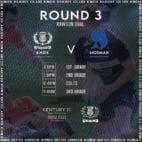 Round 3 - Mosman -