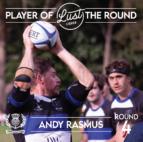 Round 4 POTR - Andy Rasmus -