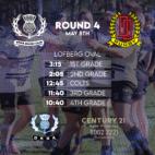 Round 4 - Drummoyne -