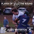 Round 5 - POTR - James Winterton -